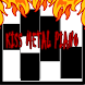 KISS Piano Game by Junafot