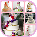 Wedding Cake Decoration by Shezee Studio