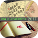 ma journal intime 2017 by SMACKER