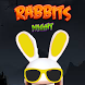 Rabbits herror night by Adventurer Gamer zak