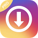 Instagram downloader by Lahyane anas