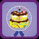 Birthday Cake Design by Cute Kids Games Studio
