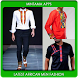 African men clothing styles by Mintama Apps