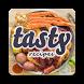 Tasty Recipes Free by OmniDroid