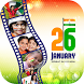 Republic Day Video Maker 2018 by Kiwi Developers Apps