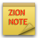 Notepad- Zion Note by xpedition009.com