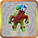 Ninja puzzle turtle by Studio Games inc.