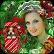 Christmas Photo Frames by Black Light Studio