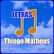Thiago Matheus Letras by Jare Rabie