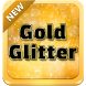 GO Keyboard Gold Glitter by SuperColor Themes