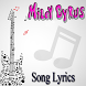 Miley Cyrus Lyrics Album 2016 by estlelepmi