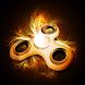 Fidget Spinner by Art Filter Photo