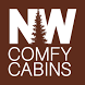 Comfy Cabins by Glad to Have You, Inc.