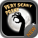 Very Scary Prank - Halloween! by MAgnArt