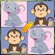 Zoo memory by MyAppWay