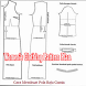 Women Clothing Pattern Plan by qonita