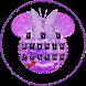 Twinkle Minny Bowknot Keyboard Theme by AWKDEV