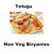 Telugu Non Veg Biryanies by SS App Tech