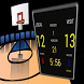 Basketball score by Domrua