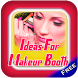 Ideas For Makeup Booth by Rossome Marketing