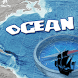 5 Ocean Map of the world by Beaujoy
