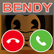 Fake Phone Call From Bendy by GungumDev