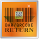 Barcode(QRCode) Server check by AISOFTWARE