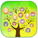 Family Tree, Photo Collage Maker by Avatar Maker