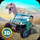 Dinosaur Park Car Safari 3D by Wild Animals Life