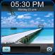 Beach Go Locker EX Theme by DROID IPHONE GO LOCKER EX THEMES