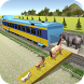 Angry Animals Train Transport by Zing Mine Games Craft