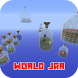 World in a Jar PE MPCE Map by Conseil