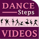 DANCE VIDEOS for Dancing Steps by All Language Videos Tutorials Apps 2017 & 2018