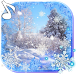 Winter Snow Falling by Live Wallpaper Exellent