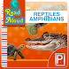 Board Reptiles&Amphibians RAL by Portrait Publishing