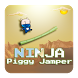 Ninja Piggy Jump Adventures by YONS
