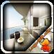Modern Apartment Balcony by Laguna Blade