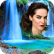 Waterfall Photo Collage -Blend Photo by Best Photo Video Apps