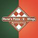 Mona's Pizza & Wings by iDealer Apps LLC