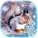 Winter Squirrel Forest by Live Wallpaper Exellent