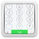 exDialer i7 Light theme by Mora