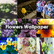 Flowers Wallpaper 4k by Android Keyboard