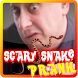 Scary Snake Prank Joke on Screen by RealMob