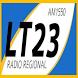 LT23 Radio San Genaro by LocucionAR