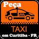 Peça Táxi em Curitiba by Paluch Soft.
