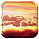 Sunset Clouds Live Wallpaper by Guru Wallpaper Design
