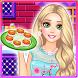 Princess Cooking Cupcakes by NVS Blis Studios