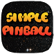 Simple Pinball by yuness27