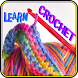 LEARN CROCHET by Matiaplicacionesgratis