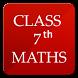 CBSE Maths Solutions 7th Class by App Design Ideas